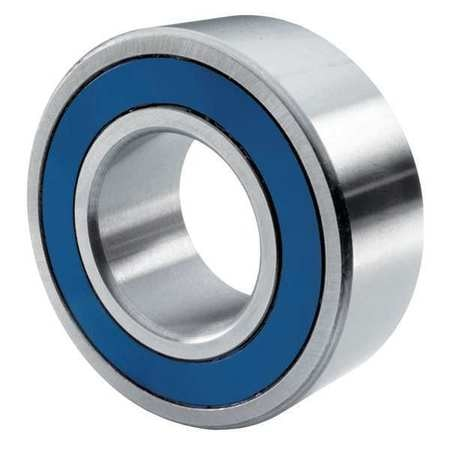 Ball Bearing, 12mm Bore, 2 Rubber Seals