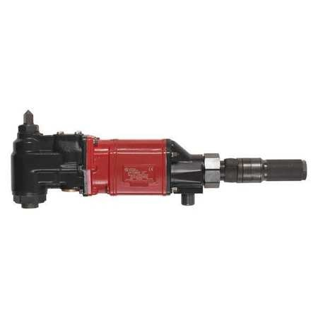 """Chicago Pneumatic 2"""" Reversible Straight Air Corner Drill 140 rpm CP1720R50"""