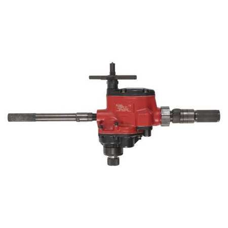 """Chicago Pneumatic 1-1/4"""" Reversible T-Handle Air Drill 380 rpm CP1820R32"""