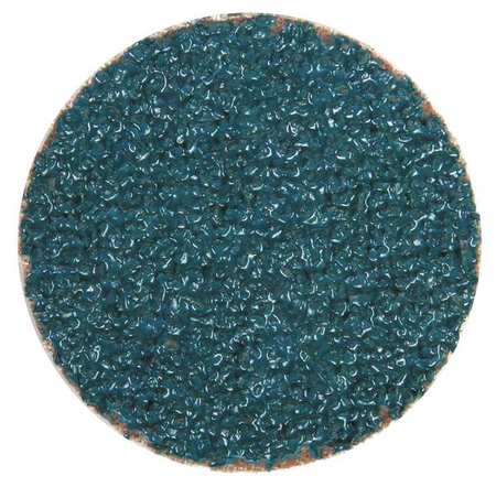 Mini Grinding Disc, 2 In., 36 Grit, PK25