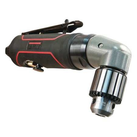 Jet Pneumatic R12 Reverse Angle Drill,  3/8In JAT-630