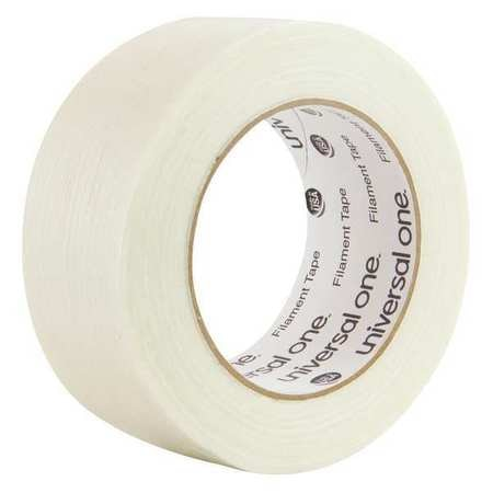 Universal One Clear Filament Tape 350, 48mmx54.8m UNV31648