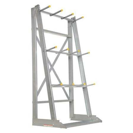 Vertical Floor Mounted Rack, 2000 lb.
