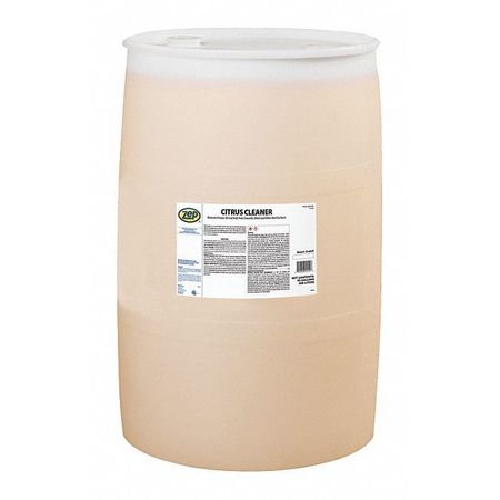 Zep Liquid 55 gal. Cleaner and Degreaser,  Drum 45585