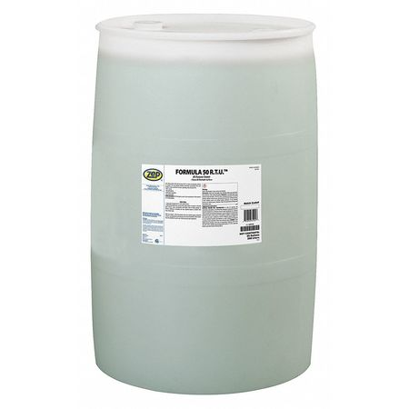 Zep Liquid 55 gal. Cleaner and Degreaser,  Drum F50085