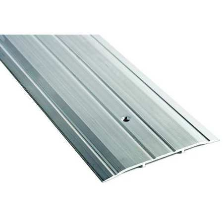 NATIONAL GUARD 613-48 Saddle Threshold,48in.L,Fluted,6in.W G1615717