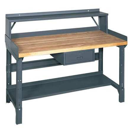 Tremendous Workbench Butcher Block 60 W 30 D Evergreenethics Interior Chair Design Evergreenethicsorg