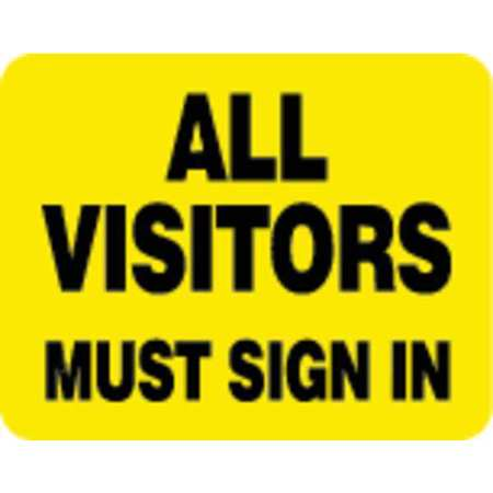 Visiontron Sintra Sign, 11 in. H DP1411-Y-2