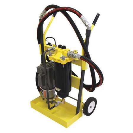 Diesel Fuel Filter Carts