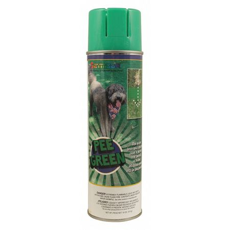 Seymour Of Sycamore Lawn Renew Spray Paint,  Green,  Flat,  17 oz. 20-601