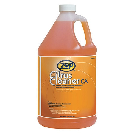 Zep Liquid 1 gal. Cleaner and Degreaser,  Jug ,  PK4 345524