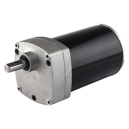 Dayton AC Gearmotor,  30.0 in-lb Max. Torque,  60 RPM Nameplate RPM,  115V AC Voltage,  1 Phase 453R95