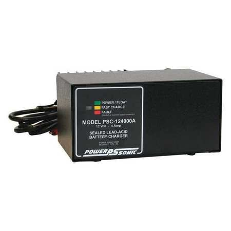 Hubbell Gai-Tronics Battery Charger, Metal 40408-011