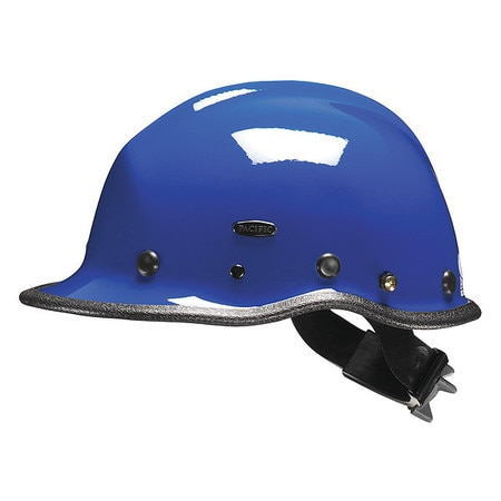 Pacific Helmets Rescue Helmet, One Size Fits Most, Blue 854-6022
