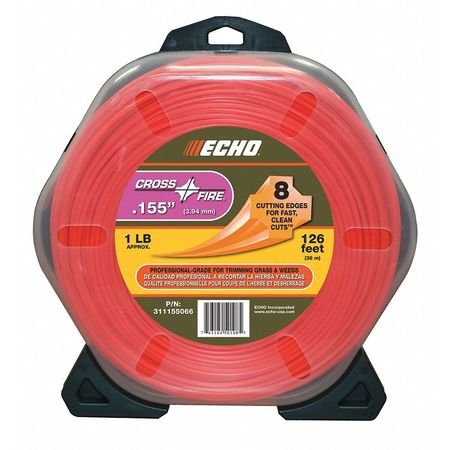 """Crossfire Trimmer Line, 126 ft. L, 0.155"""" dia. 311155066"""