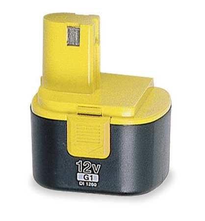 Lincoln Battery, For Use with PowerLuber 1201