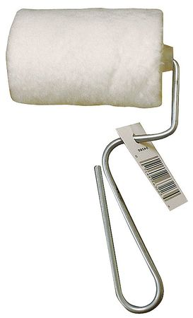 """Wooster Mini Paint Roller Frame & Cover,  Cage,  Steel Handle,  3"""" Rollers R172-3"""