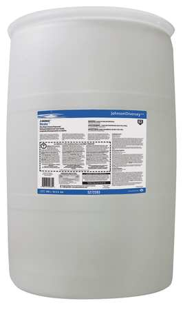 Diversey Liquid 55 gal. Cleaner and Degreaser,  Drum 95272283
