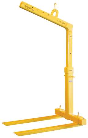 """Caldwell Load Lifter, Adjustable, 2T, L43"""" 90ACL - 2"""