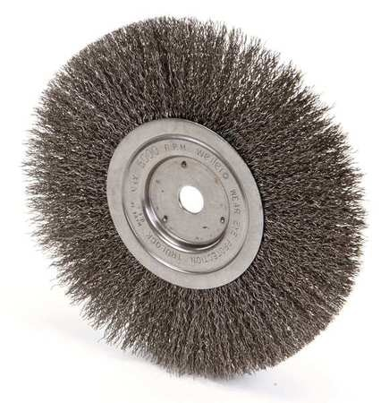 Awesome Weiler Wire Wheel Wire Brush Arbor 8 3 4 W 93121 Zoro Com Caraccident5 Cool Chair Designs And Ideas Caraccident5Info