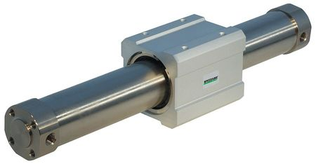 Speedaire Air Cylinder,  32 mm Bore,  600 mm Stroke,  Rodless Double Acting CY3B32TN-600