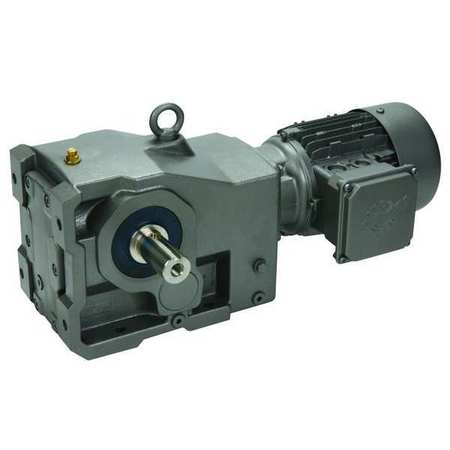 Nord AC Gearmotor,  117.0 in-lb Max. Torque,  137 RPM Nameplate RPM,  230/460V AC Voltage,  3 Phase SK9012.1-63L/4-12.23-A
