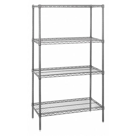 buy popular c7ad9 f317f Wire Shelving Unit, 12