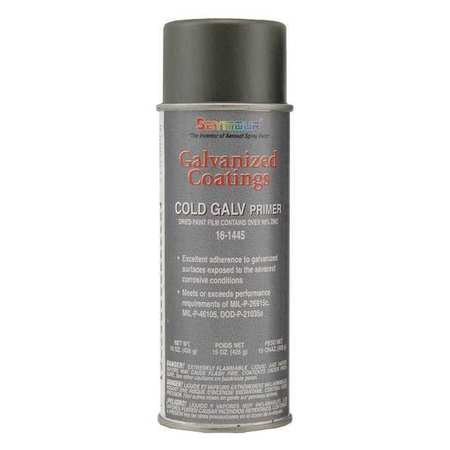Seymour Of Sycamore 16 Fluid oz. Can Galvanized Cold Galvanizing Coating 16-1445