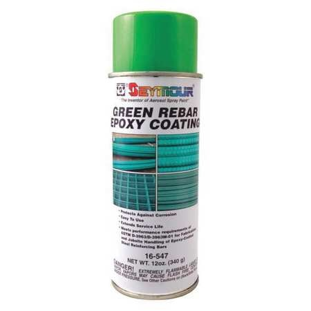 Seymour Of Sycamore 16 Fluid oz. Can Green Rebar Coating 16-547