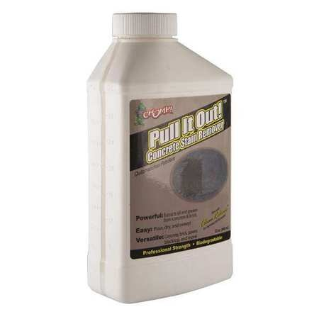 Concrete Stain Remover >> Pull It Out Concrete Stain Remover 32oz
