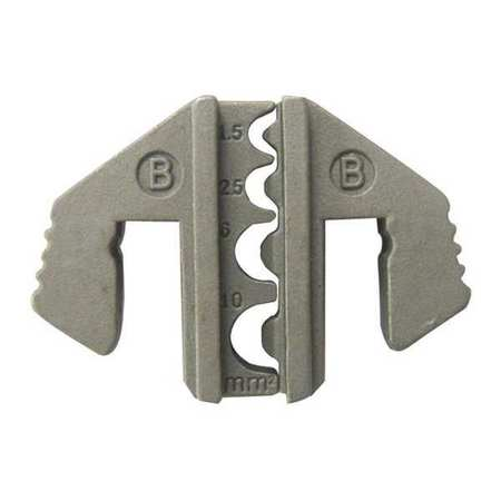 Mountain B Jaw Non-Insulated Terminal, 8-20 Awg C48-3