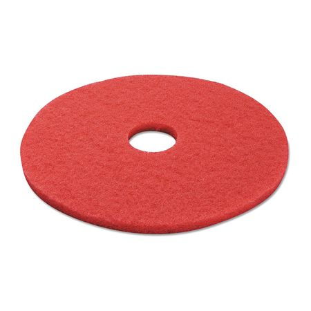 17 Red Buffing Pad