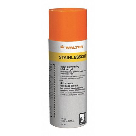 Walter Surface Technologies Stainlesscut Cutting Lubricant, 312g 53B202