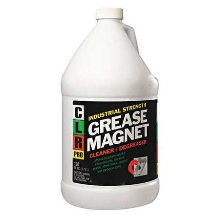 Clr Pro Degreaser,  Grease Magnet,  1 gal. GM-4PRO