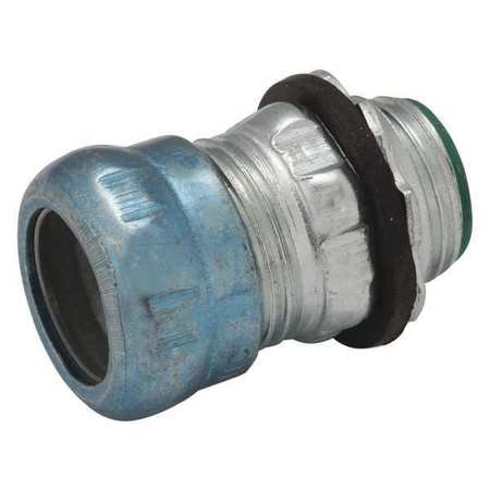 """Raco Compression Connector, 2-1/4"""" L 2916RT"""