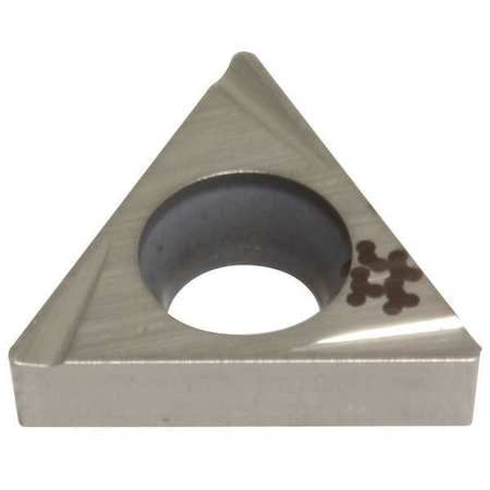 Sumitomo Triangle Turning Insert,  Triangle,  5/8 in,  TBGT,  0.0079 in,  Cermet TBGT520.5L-T1500A