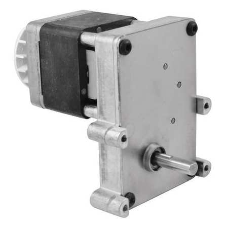 Dayton AC Gearmotor,  30.0 in-lb Max. Torque,  10 RPM Nameplate RPM,  115V AC Voltage,  1 Phase 52JE37