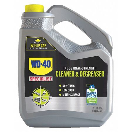 Wd-40 Specialist Liquid 1 gal. Cleaner and Degreaser,  Jug 300363