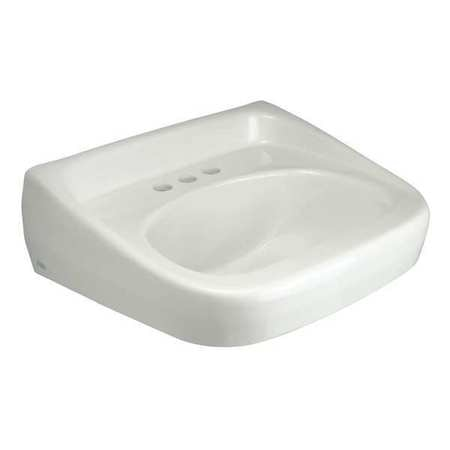 Laboratory Sink, White, 20