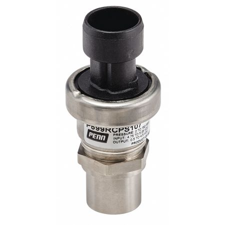 Pressure Transducer 304L SS 0 to 500 psi Johnson Controls P599VCPS105K