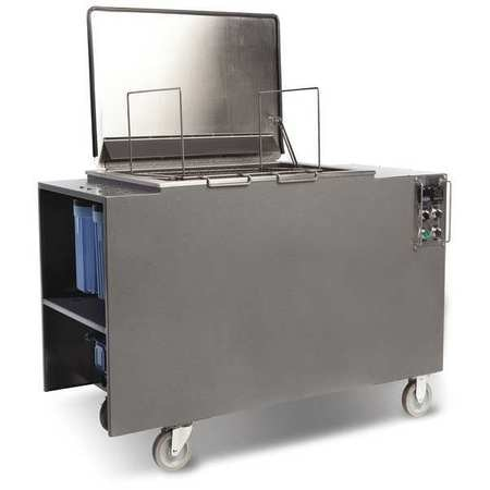 Shiraclean Ultrasonic Cleaner, Industrial, 25 gal. TVT-025G