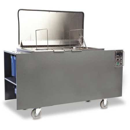 Shiraclean Ultrasonic Cleaner, Industrial, 85 gal. TVT-086G