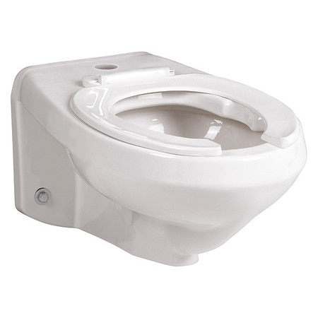 Awesome Toilet Bowl White Wall Mount Elongated Machost Co Dining Chair Design Ideas Machostcouk