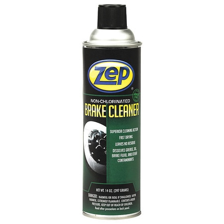 Zep Liquid 13 oz. Engine Cleaner and Degreaser,  Aerosol Can ,  PK12 1047994