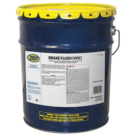 Zep Liquid 5 gal. Engine Cleaner and Degreaser,  Pail L93535