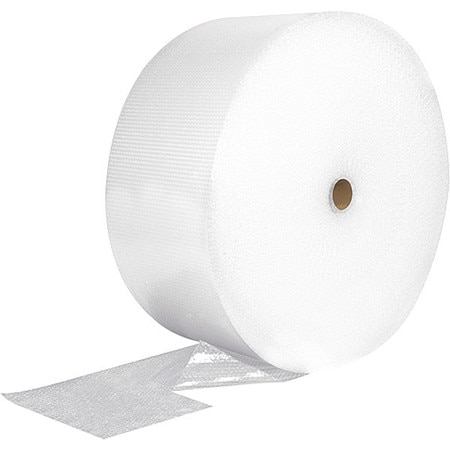 """Partners Brand Adhesive Air Bubble Rolls,  3/16"""" x 24"""" x 300',  Clear,  2/Each BWAD316S24P"""