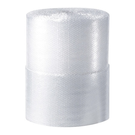 """Partners Brand UPSable Air Bubble Rolls,  3/16"""" x 24"""" x 300',  Clear,  2/Each BWUP316S24"""