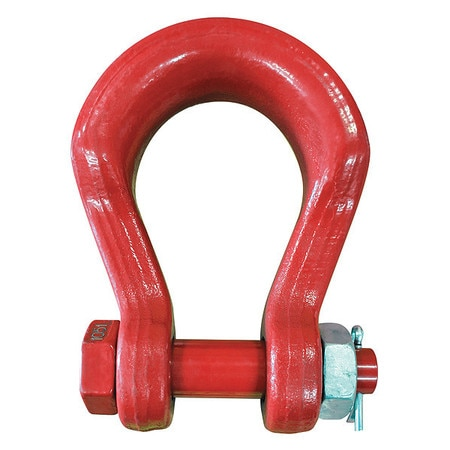 Crosby Shackle, 60,000 lb. Working Load Limit 1021575