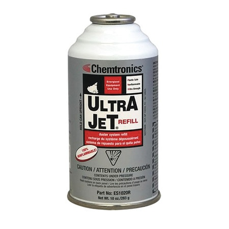 Chemtronics Ultrajet Duster Replacement Can,  nonflammable ES1020R