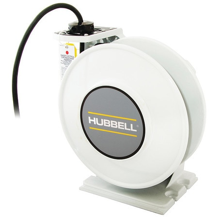 Hubbell Wiring Device-Kellems Cord Storage Reel, 45 ft. of 14/4 Cord HBLI45144